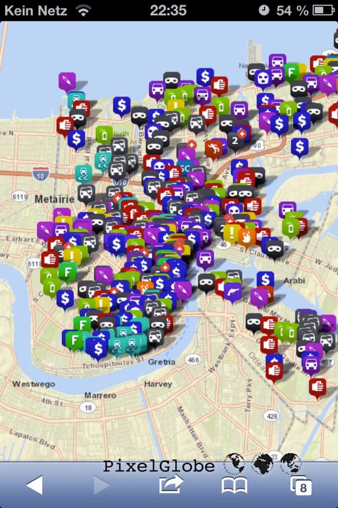 CrimeMap