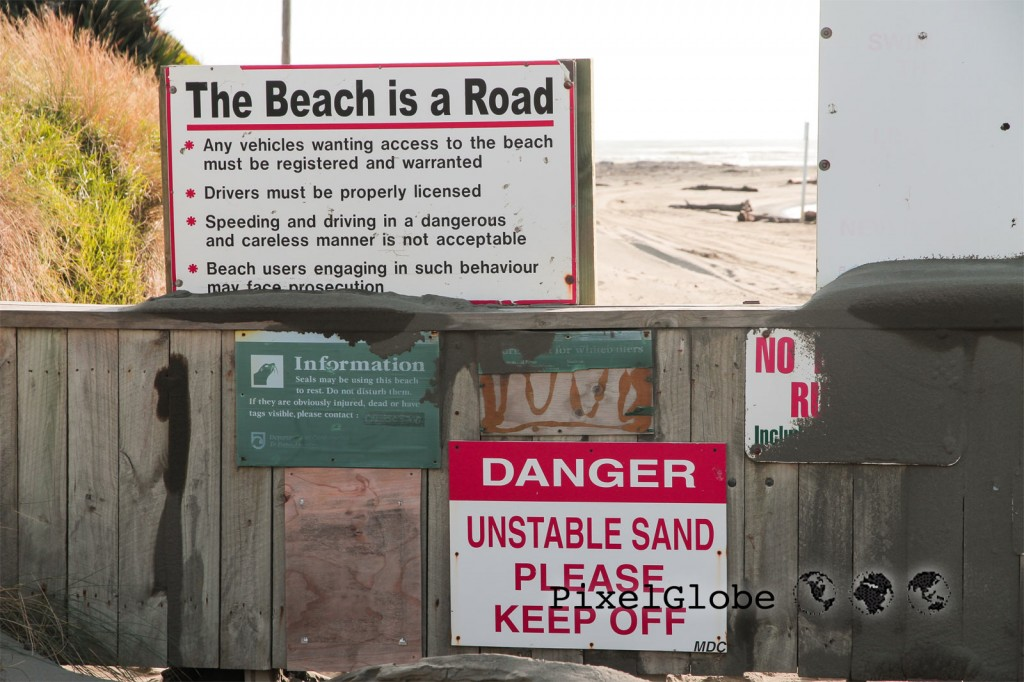 BeachIsARoad