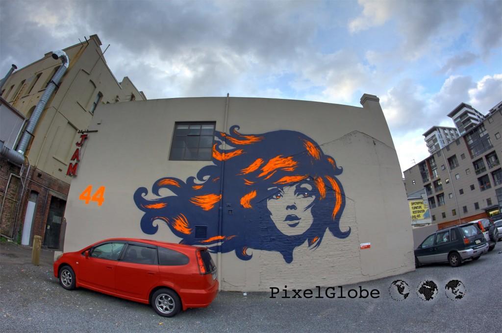 GingerellaGraffiti